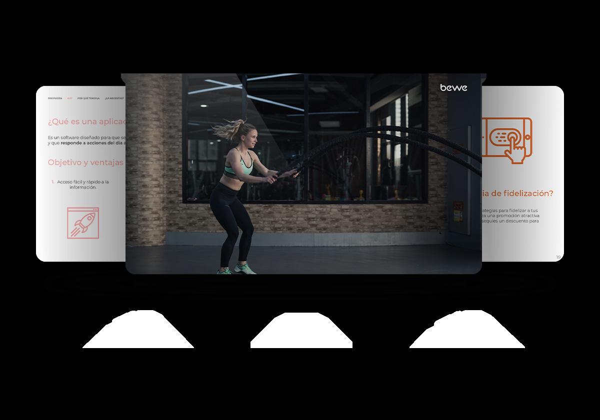 E-book: Creación de app para centros fitness: Clave para diferenciarte de tus competidores